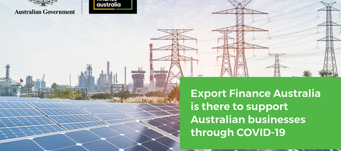 Export Finance Australia steps in to help export businesses affected by COVID-19