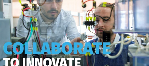Collaborate to Innovate program