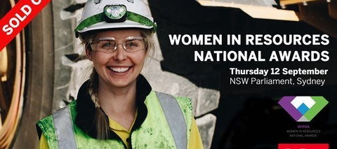 Exceptional Women in Resources to be recognised at sold out event