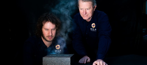 University of Newcastle to manufacture revolutionary new thermal storage material