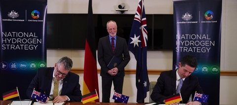 Australia and Germany seek research and industry consortium to advance renewable hydrogen cooperation