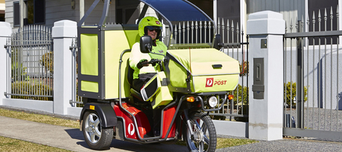 Australia Post to operate nation's largest electric vehicle fleet