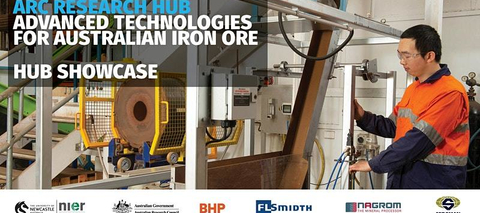 Discover the work of the Advanced Technologies for Australian Iron Ore Research Hub