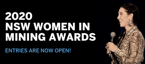 2020 NSW Women in Mining Awards nominations now open