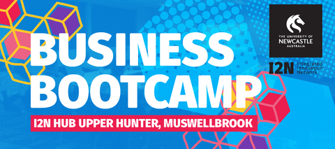 Gain valuable business tools and insights at Muswellbrook I2N Business Bootcamp